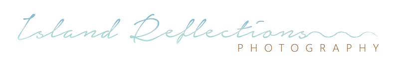 Island Reflections Photography logo